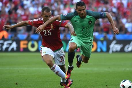 Những con số thú vị của vòng bảng EURO 2016