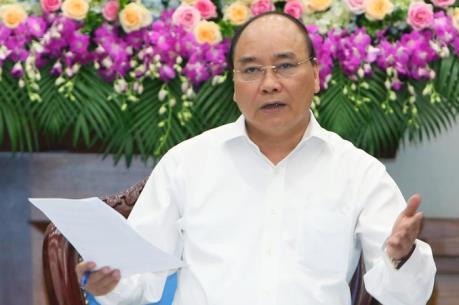 Thủ tướng Nguyễn Xuân Phúc: Kiên quyết không để lợi ích nhóm chi phối chính sách