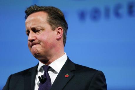 Thủ tướng Anh David Cameron công bố ý định từ chức