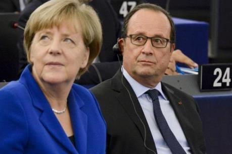 Pháp, Đức nhất trí về cách thức ứng phó với Brexit