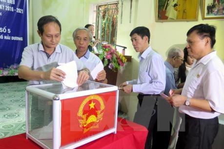 HĐND tỉnh Ninh Thuận bầu chủ tịch, phó chủ tịch UBND tỉnh