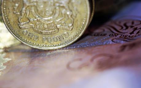 Đồng bảng Anh ở gần mức thấp nhất trong 30 năm