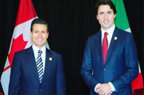 Canada và Mexico dự kiến ký kết nhiều thỏa thuận song phương