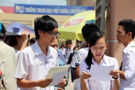 Kỳ thi THPT quốc gia 2016: Bộ GD-ĐT chính thức công bố điểm thi