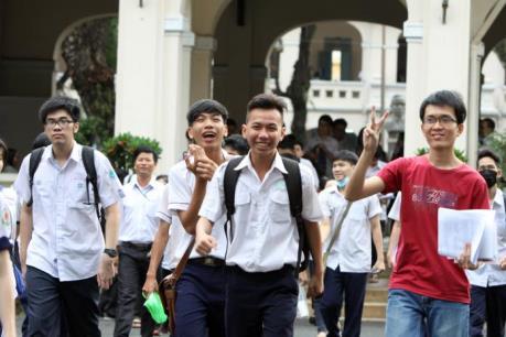 Từ ngày 1/4, các thí sinh bắt đầu đăng ký dự thi Trung học Phổ thông quốc gia 2018