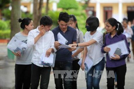 Kỳ thi THPT quốc gia 2016: 66 thí sinh vi phạm kỷ luật trong ngày thi thứ ba