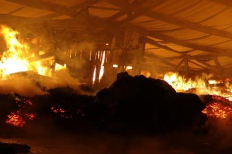 Hỏa hoạn thiêu rụi một điểm trường mẫu giáo