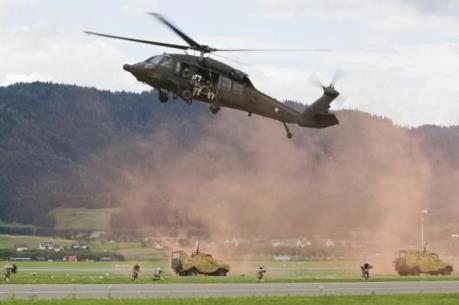 Thổ Nhĩ Kỳ: Rơi trực thăng quân sự chở nhiều sĩ quan cấp cao