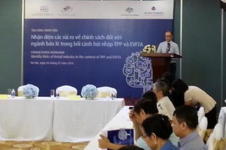 Thị trường bán lẻ Việt Nam vẫn được đánh giá cao
