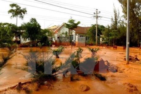 Sự cố vỡ hồ chứa tại Bình Thuận: Làm rõ các sai phạm