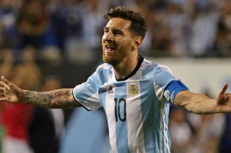 Bóng đá Argentina có thể mất hàng triệu USD vì thiếu Messi
