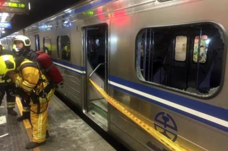 Vụ nổ tàu hỏa ở Đài Loan: Xác minh một nghi phạm