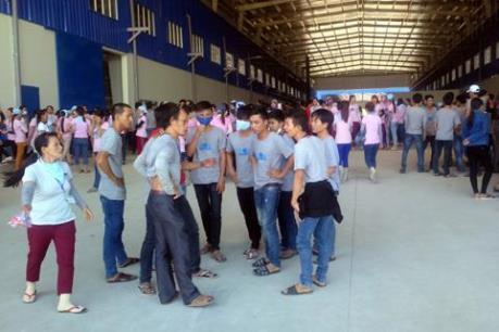 Vụ hơn 1.000 công nhân đình công ở Quảng Nam: Chính quyền tổ chức đối thoại