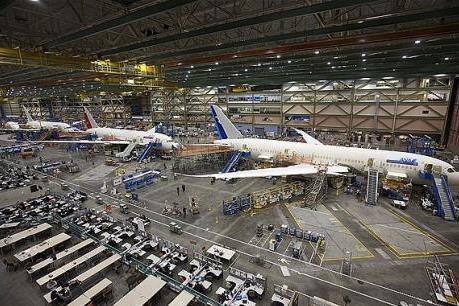 Chính phủ nước Anh loan báo chương trình hợp tác mới với Boeing
