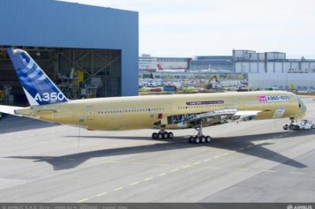 Virgin Atlantic đặt mua 12 máy bay A350-1000 của Airbus