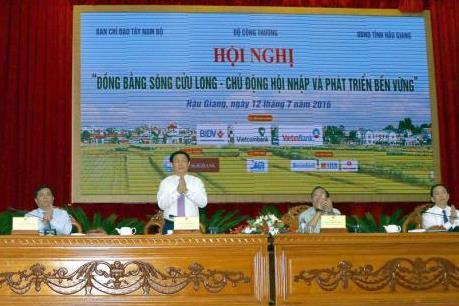 Phó Thủ tướng: Sẽ rà soát lại quy hoạch tổng thể Đồng bằng sông Cửu Long