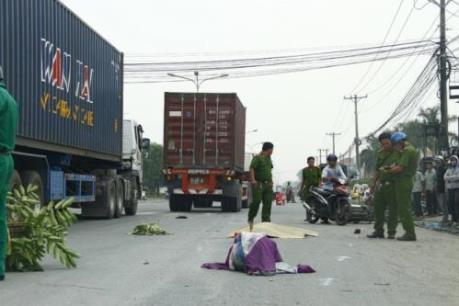 Tai nạn giao thông nghiêm trọng ở Bình Dương: Nhiều người thương vong