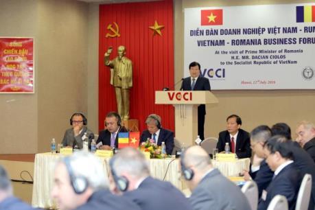 Doanh nghiệp Rumani muốn hợp tác đầu tư trong lĩnh vực dầu khí, chế biến nông sản