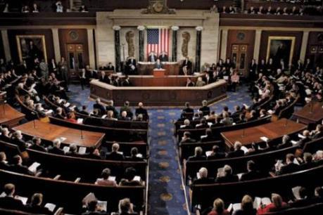 Hạ viện Mỹ thông qua dự luật ngân sách duy trì hoạt động của chính phủ