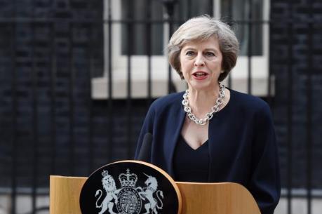 Bà Theresa May chính thức trở thành Thủ tướng Anh