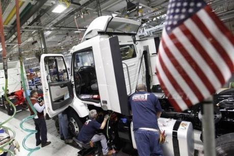 Kinh tế Mỹ tăng trưởng ở mức khiêm tốn