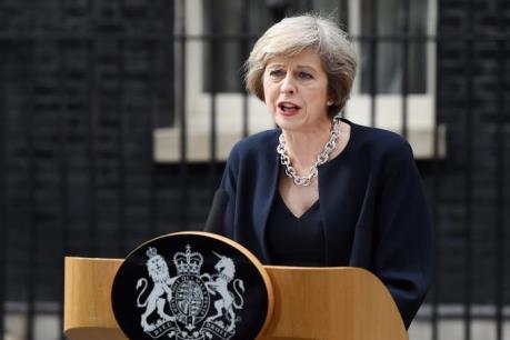 Đôi nét về quan điểm lãnh đạo của tân Thủ tướng Anh Theresa May