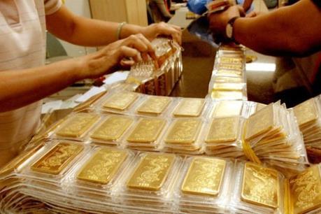 Giá vàng trong nước chiều ngày 14/7 giảm nhẹ