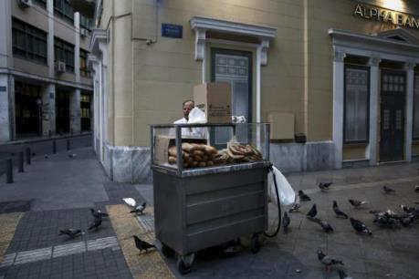 Kinh tế Hy Lạp vẫn khó khăn sau ba gói cứu trợ quốc tế