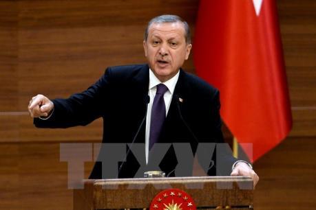 Vụ đảo chính ở Thổ Nhĩ Kỳ: Tổng thống Erdogan tuyên bố chính phủ nắm quyền kiểm soát