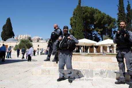 Israel ngăn chặn âm mưu đánh bom tại Jerusalem