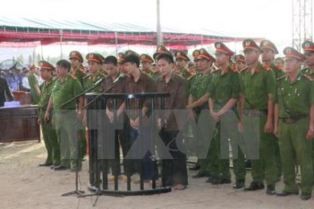 Xét xử phúc thẩm vụ sát hại 6 người tại Bình Phước