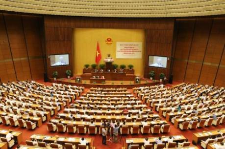 494 ĐBQH đủ tư cách đại biểu Quốc hội khóa XIV nhiệm kì 2016-2021