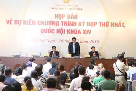 Quốc hội nhận trách nhiệm về sai sót của Bộ luật Hình sự