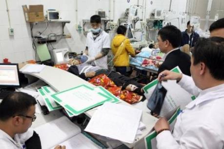 BV Việt Đức lên tiếng về ca phẫu thuật nhầm chân