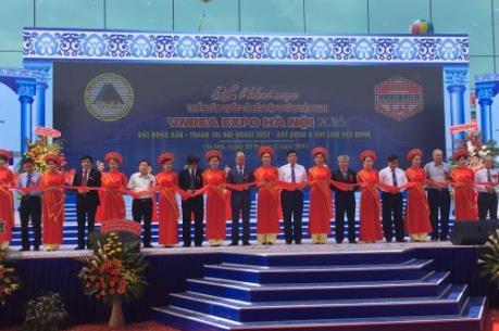 Khai mạc Triển lãm Quốc tế Bất động sản Việt Nam