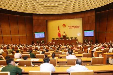 Kỳ họp thứ nhất, Quốc hội Khóa XIV: Giám sát hoạt động đầu tư ảnh hưởng đến môi trường