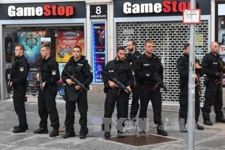 Vụ xả súng ở Đức: Số người chết đã lên tới 10 người
