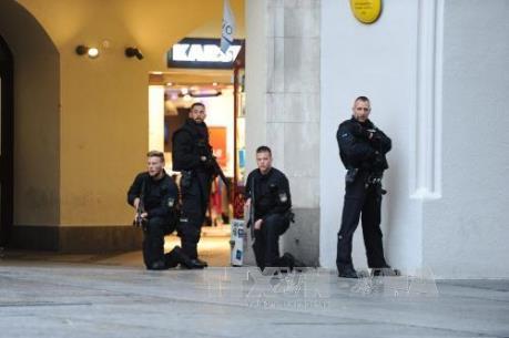 Vụ xả súng ở Đức: Một nghi can khủng bố tự sát