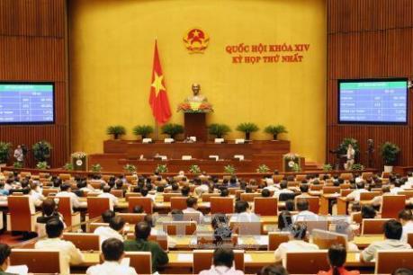 Trình Quốc hội cơ cấu tổ chức của Chính phủ nhiệm kỳ 2016–2021