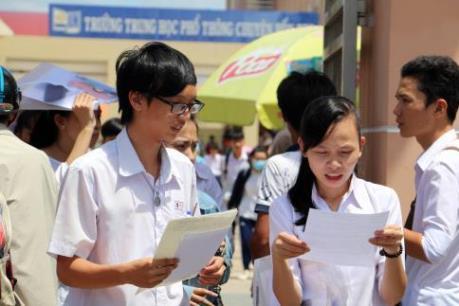 Bộ Giáo dục và Đào tạo công bố đề thi minh họa kỳ thi THPT quốc gia
