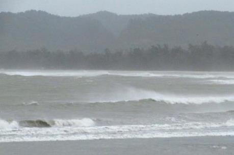 Công bố 8 vùng nguy cơ bão, nước biển dâng và vùng gió ở đất liền