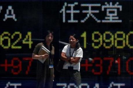 Chứng khoán Nhật Bản phục hồi mạnh mẽ trong phiên 27/7