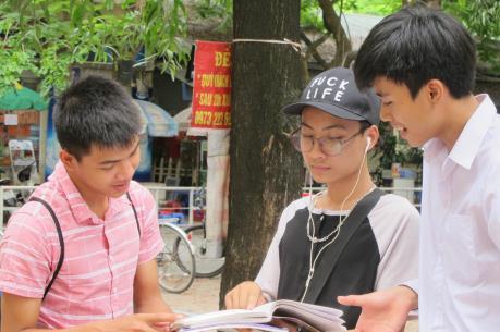 Từ chiều 28/7, thí sinh được thử đăng ký xét tuyển đại học trực tuyến
