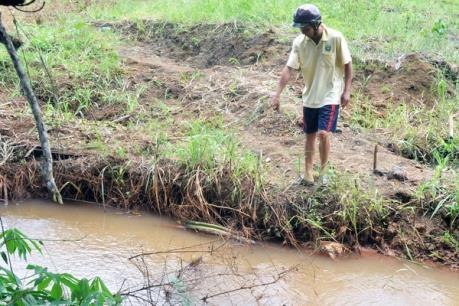 Vụ suối Đắk Dao bị ô nhiễm: Có thể có liên quan đến sự cố tại Nhà máy Alumin Nhân Cơ