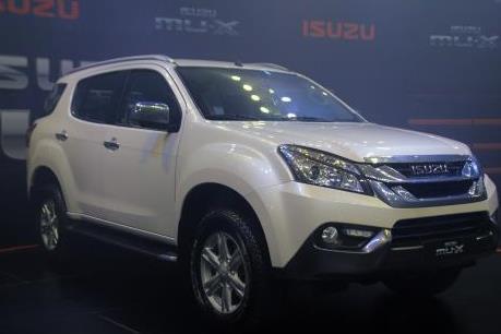 Isuzu Việt Nam ra mắt SUV 7 chỗ giá từ 899 triệu đồng