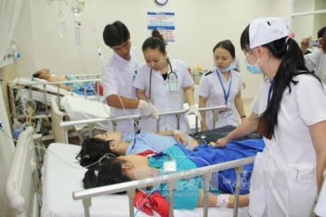 Yên Bái: Khoảng 80 công nhân công ty may Unico Hàn Quốc bị ngộ độc thực phẩm