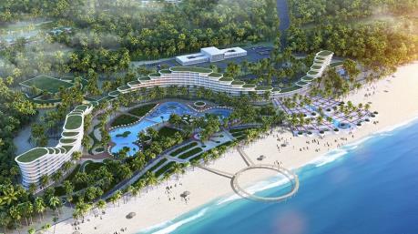 Khánh thành quần thể du lịch nghỉ dưỡng sinh thái FLC Quy Nhơn -Bình Định