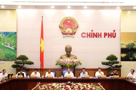 Chính phủ họp phiên thường kỳ tháng 7: Ba kịch bản tăng trưởng cho năm 2016