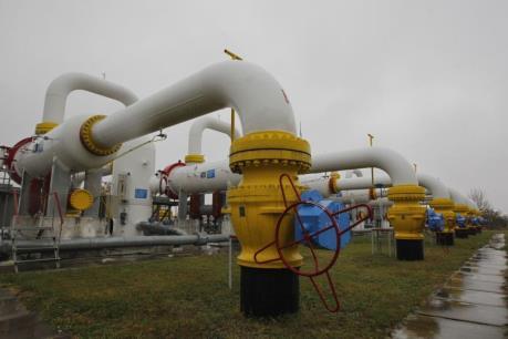 Lượng khí đốt của Nga trung chuyển qua Ukraine tăng 21%