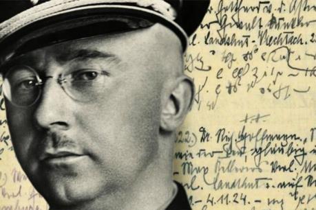 Những tiết lộ sốc từ cuốn nhật ký của trùm phát xít H.Himmler